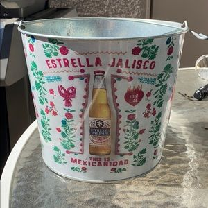 NWT ESTRELLA JALISCO BEER BUCKET🍺🍻🇲🇽